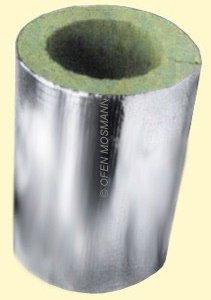 Ofenrohrisolierung DN 100 mm 0,50 m Länge