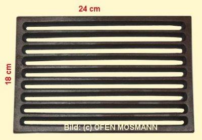 Ofenrost (Tafelrost) Breite 18 x Länge 24 cm
