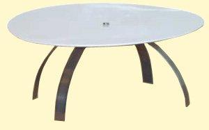 Kaminlochdeckel 160 mm - 180 mm, weiß beschichtet mit Isolierung