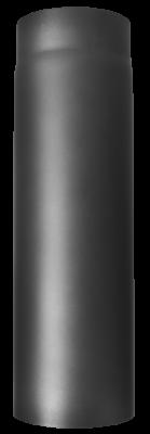 Ofenrohr Kaminofen DN 150 mm 0,50 m Länge gussgrau #288