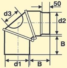 Bogen drehbar Winkel