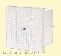 CB Putzkapsel quadratisch 140 mm x 140 mm weiß zum Einputzen