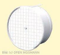 CB Putzkapsel rund DN 140 mm weiß zum Einputzen