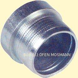 Heizölleitung 15 mm Schneidring-SRS 15 mm Stahl