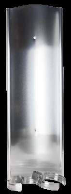 Hitzeschutz-Schild für Ofenrohre von DN 100 mm bis 120 mm