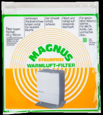 Magnus-staubfrei-Warmluftfilter