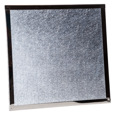 Hitzeschutzplatte 100 cm x 100 cm x 3 mm ISOPLAN 750 mit Alurahmen