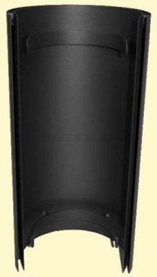 Ofenrohr Wärmeschutz 0,46 m Senotherm DN 150 schwarz #310