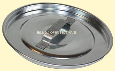 Eimerdeckel Ascheeimerdeckel DN 240 mm