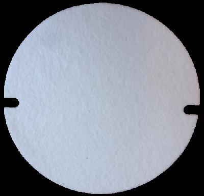 Ersatz-Dichtplatte für Ofenrohr Putztüren
