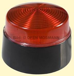 Blitzleuchte (rot)
