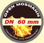 FAL Ofenrohre DN 60 mm