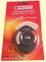 Thermometer für Ofenrohre