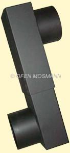 produktliste ofenrohre f 195 188 r kaminofen 160 mm schwarz g 195 188 nstig bei ofen mosmann ofenrohre